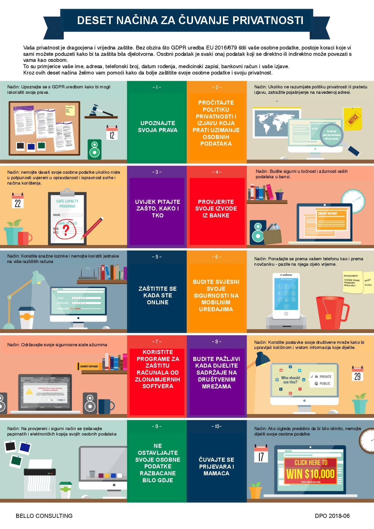 primjeri osobnih oglasa na mreži